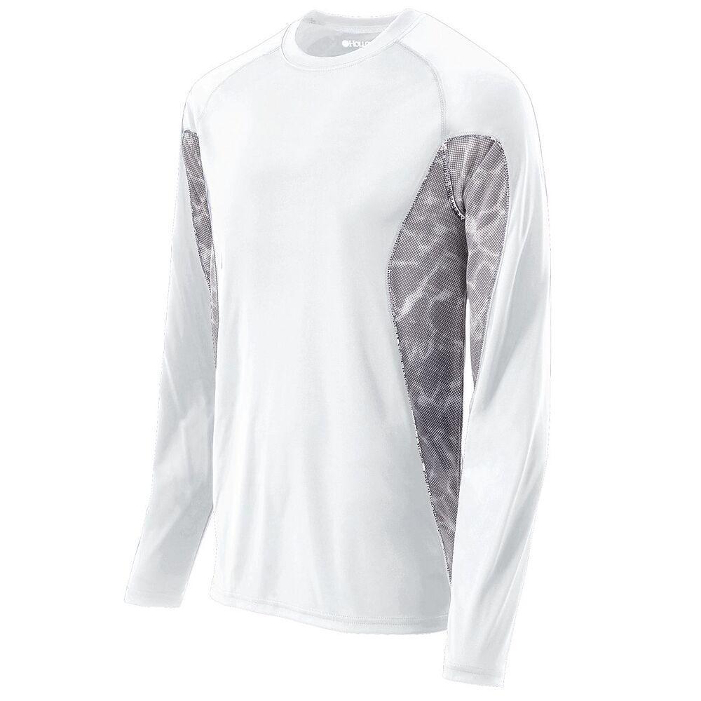Holloway 222414 - Long Sleeve Tidal Shirt