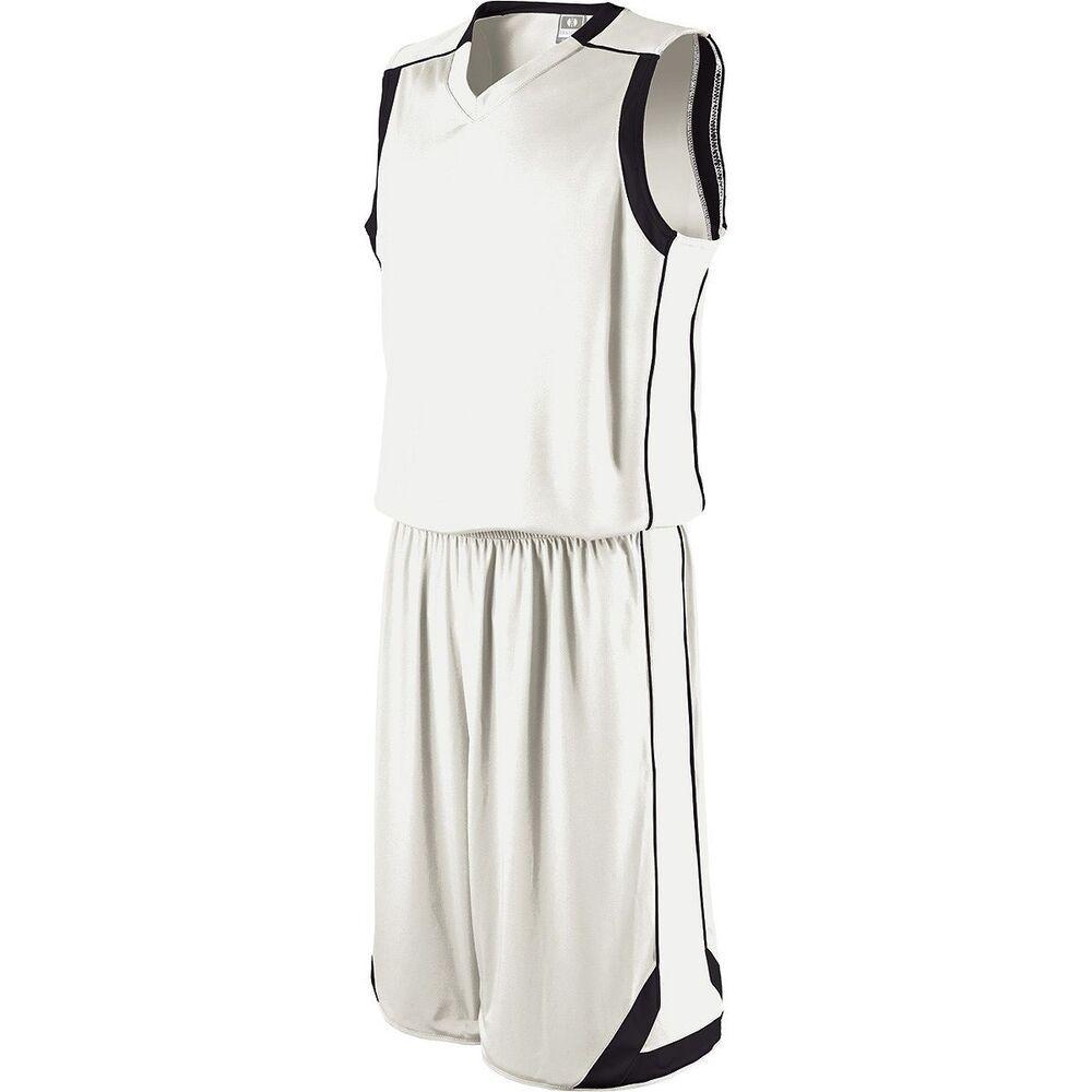 Holloway 224063 - Carthage Basketball Shorts