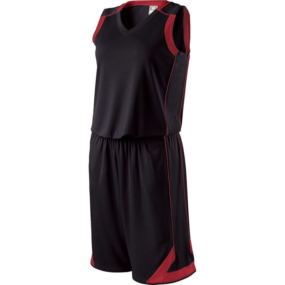 Holloway 224363 - Ladies Carthage Basketball Shorts