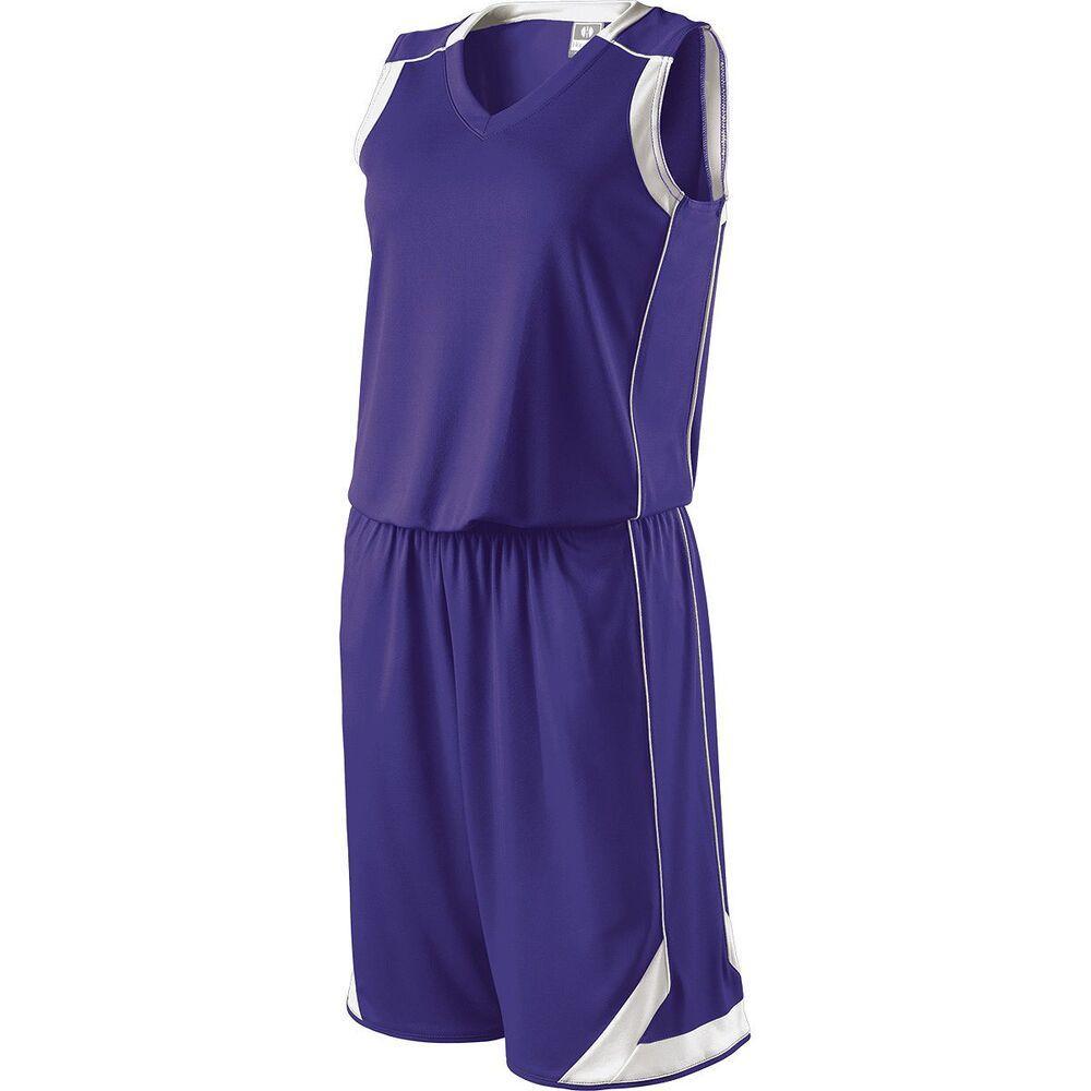 Holloway 224362 - Ladies Carthage Basketball Jersey