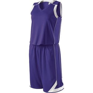 Holloway 224362 - Ladies Carthage Basketball Jersey