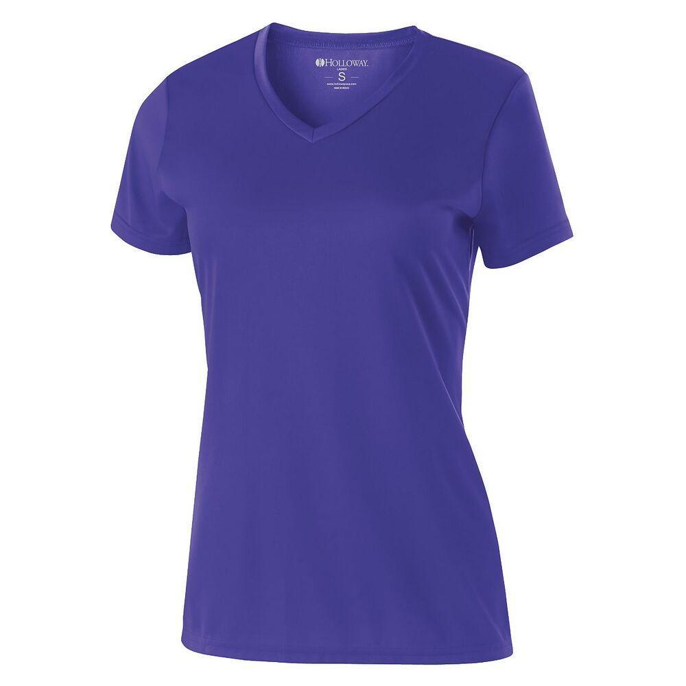Holloway 222920 - Girls Zoom 2.0 Shirt