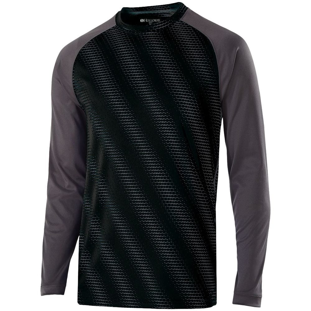 Holloway 222211 - Youth Long Sleeve Torpedo Shirt
