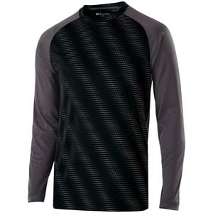 Holloway 222211 - Youth Long Sleeve Torpedo Shirt