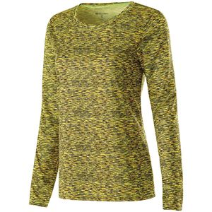 Holloway 229365 - Ladies Space Dye Shirt Long Sleeve