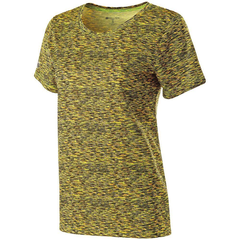 Holloway 229372 - Ladies Space Dye Shirt Short Sleeve