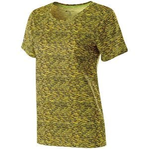 Holloway 229372 - Ladies Space Dye Shirt Short Sleeve