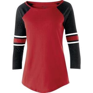 Holloway 229387 - Juniors Loyalty Shirt