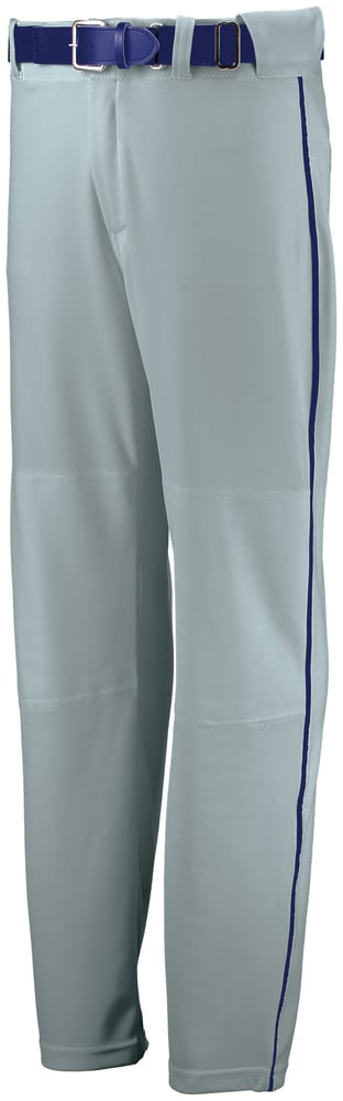 Russell 233L2B - Youth Open Bottom Piped Baseball Pant
