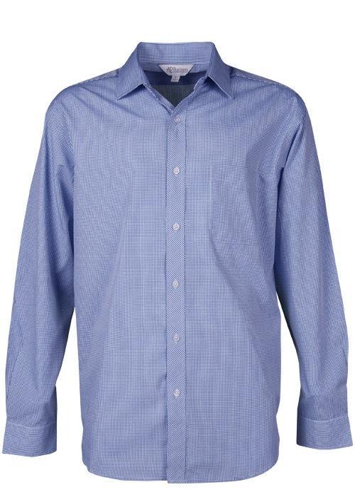 Aussie Pacific 1901L -  Toorak Check Long Sleeve Shirt