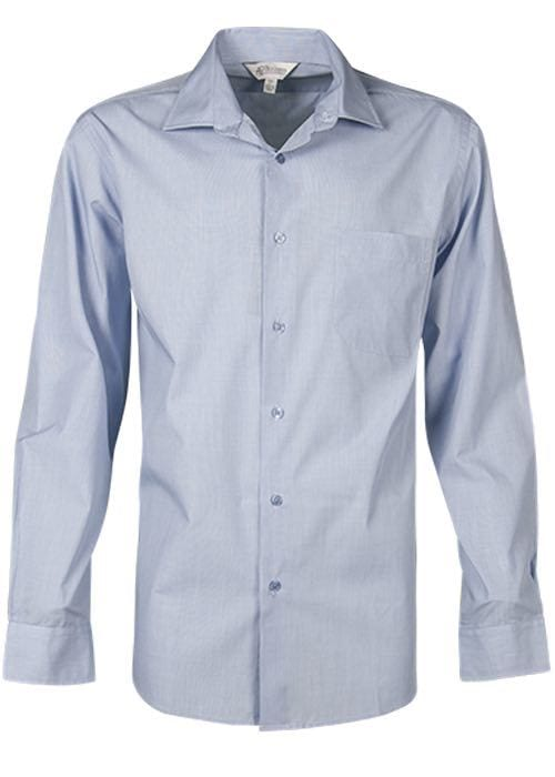 Aussie Pacific 1902L -  Grange MiTong Check Long Sleeve Shirt