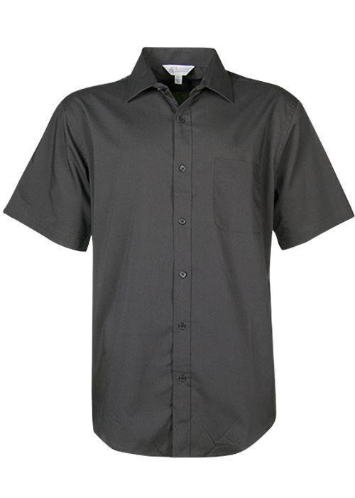 Aussie Pacific 1903S -  Mosman Stretch Short Sleeve Shirt