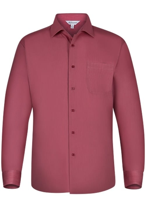 Aussie Pacific 1905L -  Belair MiTong Stripe Long Sleeve Shirt
