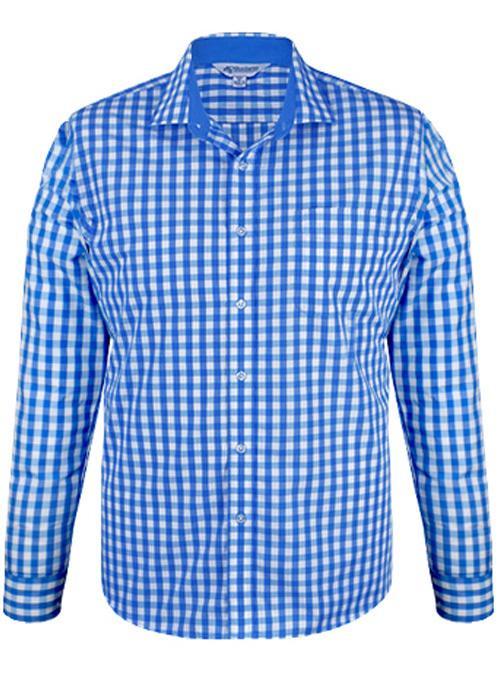 Aussie Pacific 1908L -  Devonport Long Sleeve Shirt