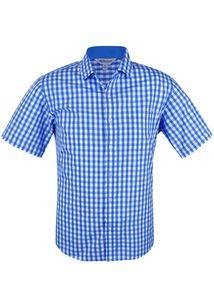 Aussie Pacific 1908S -  Devonport Short Sleeve Shirt