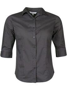 Aussie Pacific 2903T -  Mosman Stretch 3/4 Sleeve Shirt