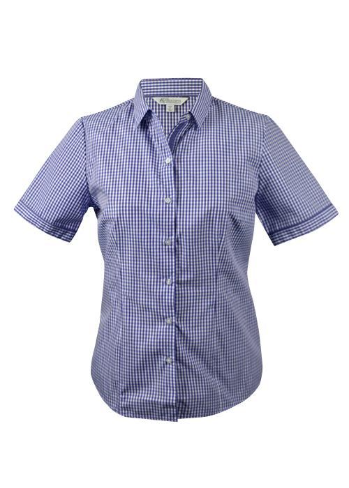 Aussie Pacific 2907S -  Epsom Short Sleeve Shirt