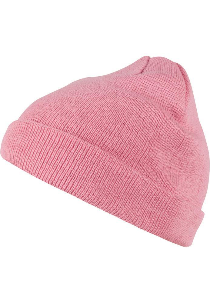 MSTRDS 10263C - Short Pastel Cuff Knit Beanie