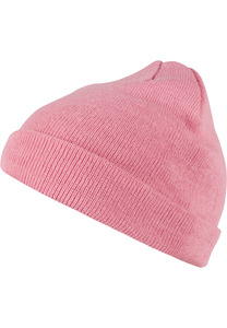 MSTRDS 10263C - Short Pastel Cuff Knit Beanie