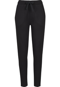 Build Your Brand BY068C - Ladies Terry Long Pants