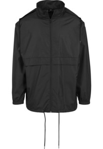 Build Your Brand BY078C - Nylon Windbreaker