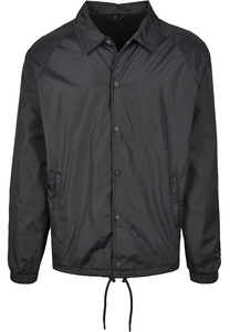 Build Your Brand BY128C - Coach Jacket