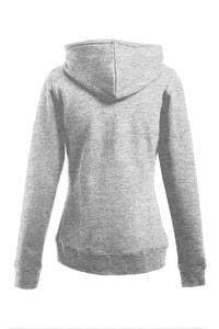 Promodoro 5181F - Womens Hoody Jacket 80/20