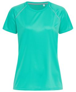 Stedman ST8130 - Active Sports Team Raglan T Ladies