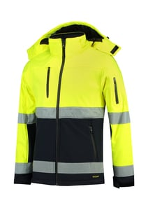 Tricorp T52 - Bi-color EN ISO 20471 Softshell Softshell Jacket unisex