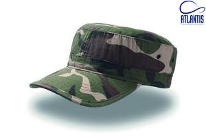 Atlantis ACARCA - Army Military Cap Ripstop Cotton