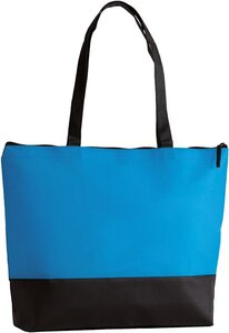 UBAG San diego - Contrast zipped shopping bag