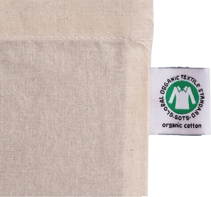 UBAG Nepal - Gots certified organic cotton tote bag