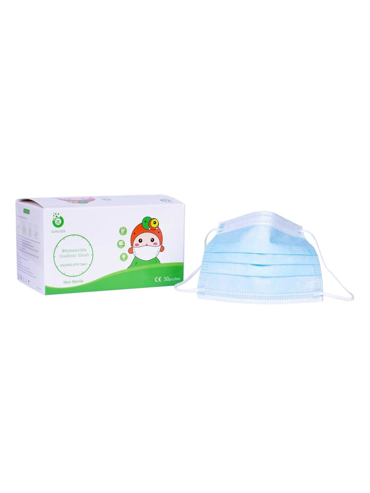 Uneek Clothing UC851 - Type 1 Youth Size Disposable Mask