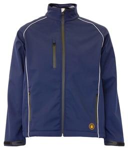 Seana 37920 - Jacket softshell vivos reflective