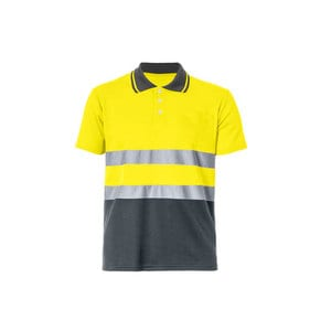 Seana 72501 - Bori 2 double-sided bicolour poloshirt