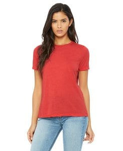 BELLA+CANVAS B6413 - Womens Relaxed Triblend Short Sleeve Tee