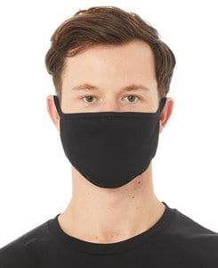 BELLA+CANVAS BTT044L - 2-Ply Reusable Face Mask M/L