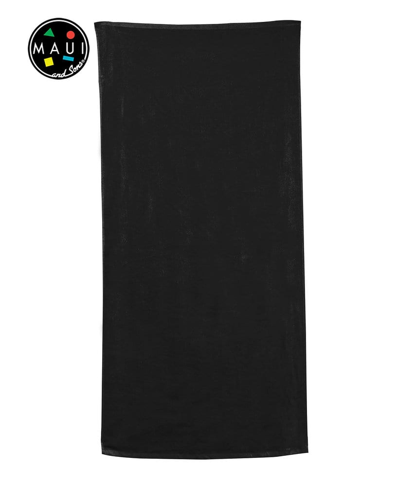 Liberty Bags LBMS3060 - Maui and Sons Classic Beach Towel