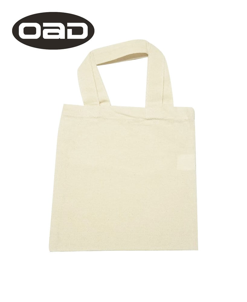 Liberty Bags OAD115 - OAD Cotton Canvas Small Tote