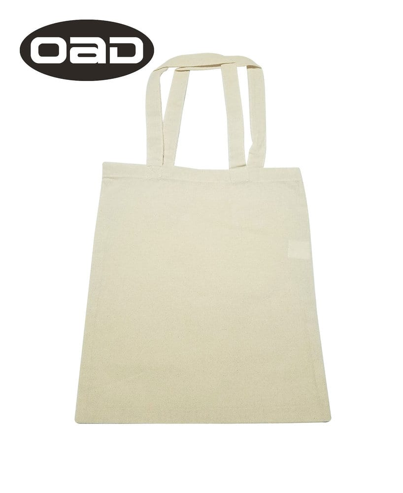 Liberty Bags OAD117 - OAD Cotton Canvas Large Tote