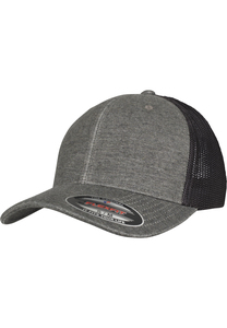 Flexfit 6511MCR - Retro Trucker Melange Pet