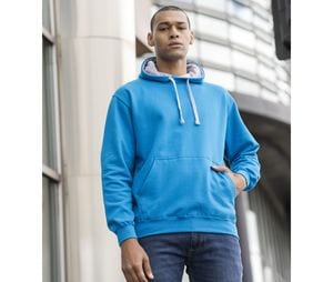 AWDIS JH003 - Cotton Hooded Sweatshirt