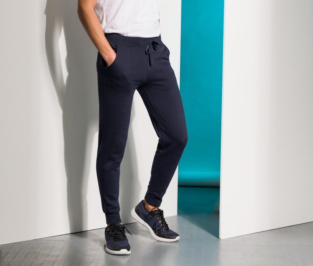 SF Men SF425 - Pantalon de jogging homme slim