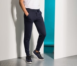 SF Men SF425 - Pantalon de jogging homme slim