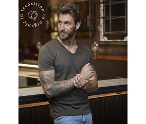 TEE JAYS TJ5004 - T-shirt homme col V