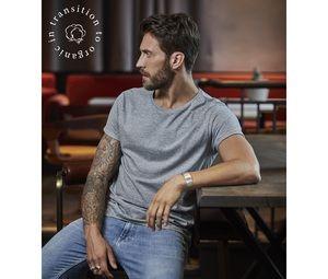 TEE JAYS TJ5062 - T-shirt manches retroussées
