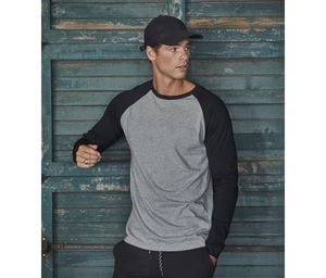 TEE JAYS TJ5072 - T-shirt baseball manches longues