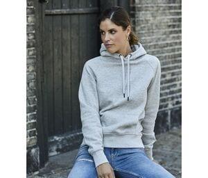 Tee Jays TJ5431 - 70/30 tröja med huva för kvinnor