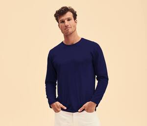 FRUIT OF THE LOOM SC153 - T-shirt manches longues