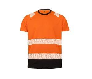 RESULT RS502X - T-shirt haute visibilité en polyester recyclé